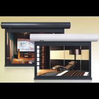 "SeeMax 106"" HD Motorised Projector Screen"