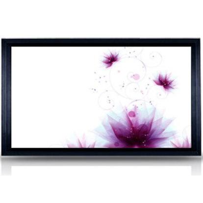 JK F9-133 Fixed Frame Projector Screen - Mmatli Techno Services
